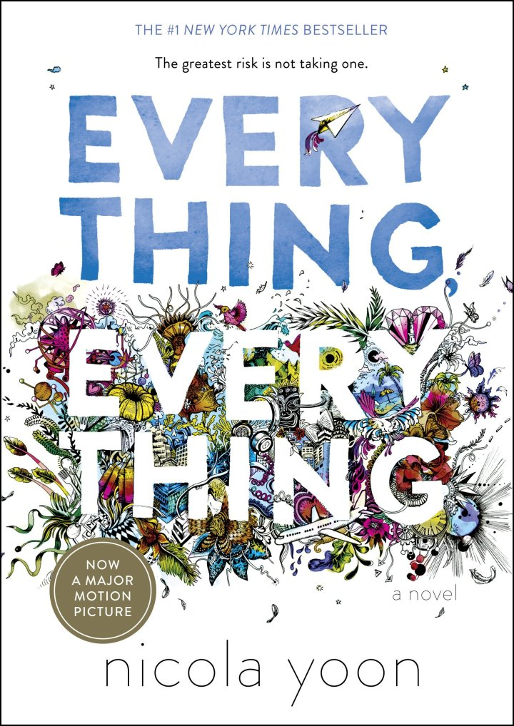 EVERYTHING EVERYTHING  -BOOK REVIEW (1 min)